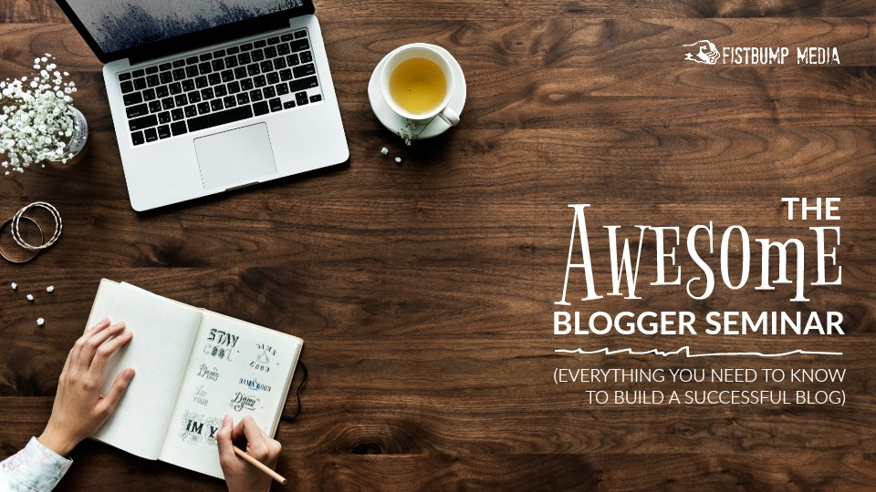 awesome blogger seminar