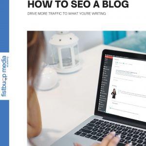 how to seo a blog e-book